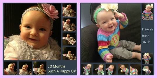 10and11 months pictures