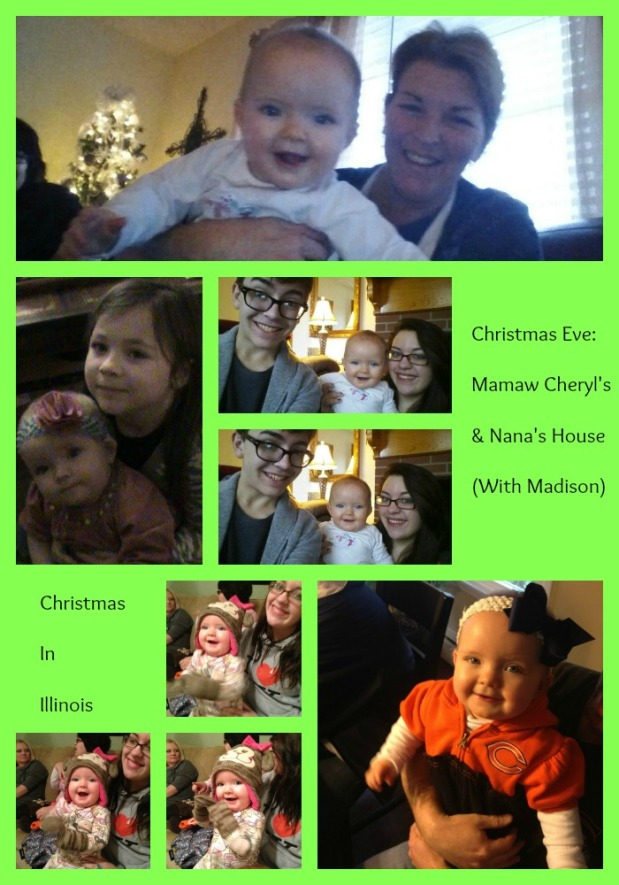 3 Christmases Collage